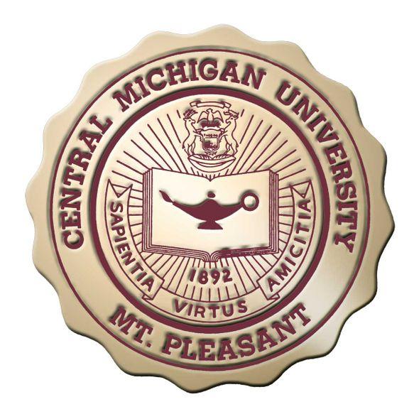 Central Michigan Diploma Frame - Excelsior - Image 3