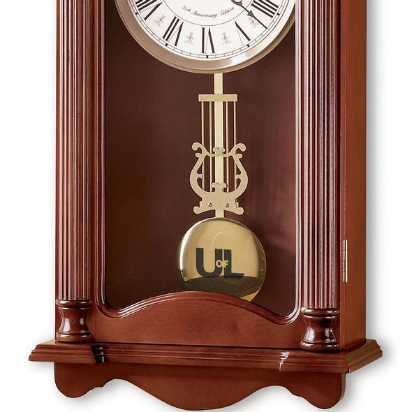 University of Louisville Howard Miller Wall Clock - Image 2