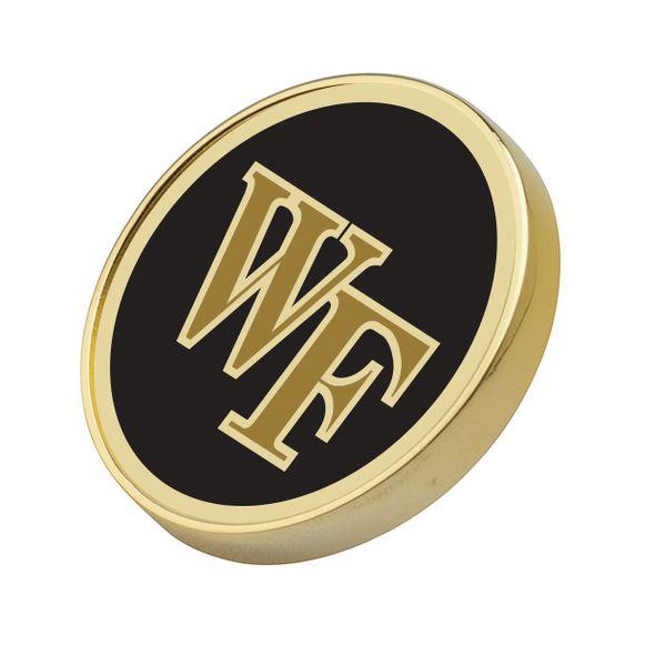 Wake Forest University Enamel Lapel Pin - Image 1