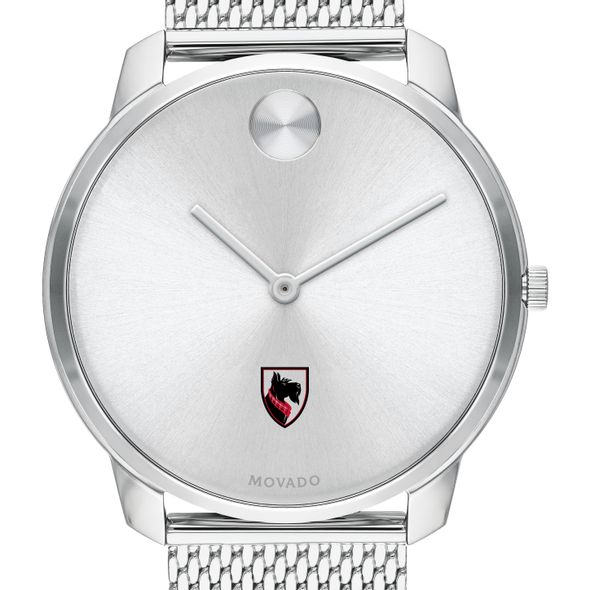 Carnegie Mellon University Men's Movado Stainless Bold 42
