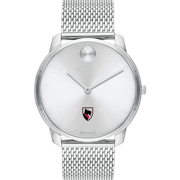 Carnegie Mellon University Men's Movado Stainless Bold 42 - Image 2