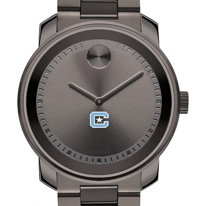 Citadel Men's Movado BOLD Gunmetal Grey