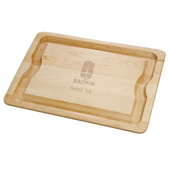 Brown Maple Cutting Board