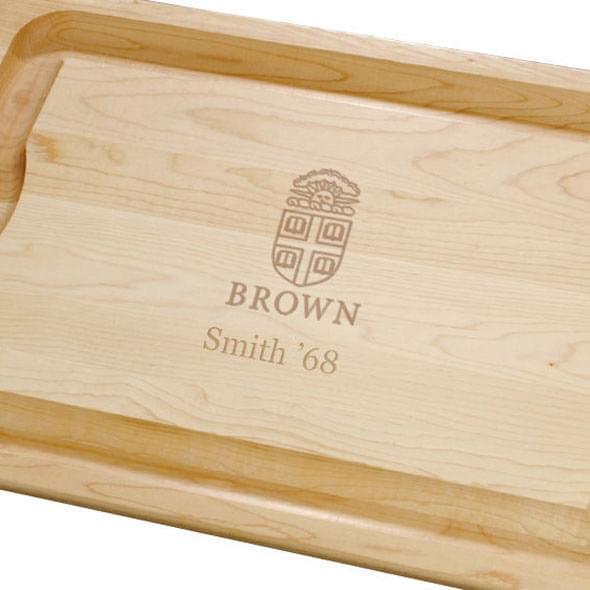 Brown Maple Cutting Board - Image 2