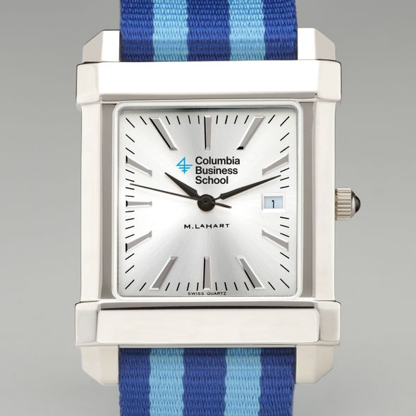 Columbia Business Collegiate Watch with NATO Strap for Men