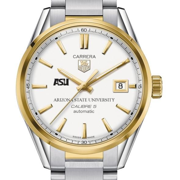 Arizona State Men's TAG Heuer Two-Tone Carrera with Bracelet
