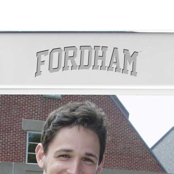 Fordham Polished Pewter 5x7 Picture Frame - Image 2