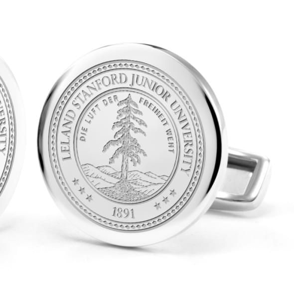 Stanford University Cufflinks in Sterling Silver - Image 2