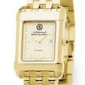 USMMA Men's Gold Quad Watch with Bracelet - Image 1