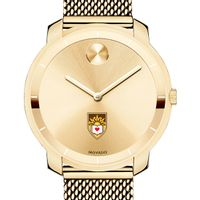 Lehigh University Women's Movado Gold Bold 36