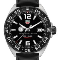 Virginia Military Institute Men's TAG Heuer Formula 1 with Black Dial