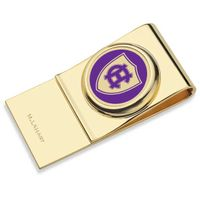Holy Cross Enamel Money Clip