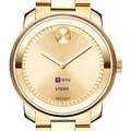NYU Stern Men's Movado Gold Bold - Image 1
