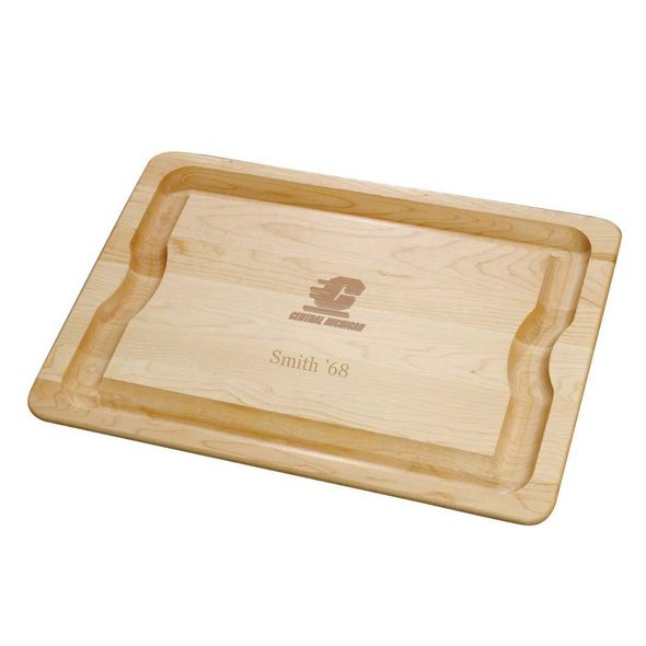 Central Michigan Maple Cutting Board - Image 1