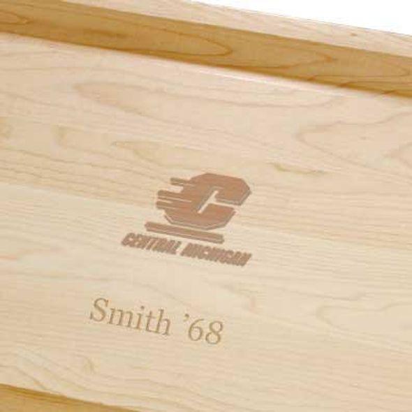 Central Michigan Maple Cutting Board - Image 2