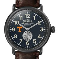 Tennessee Shinola Watch, The Runwell 47mm Midnight Blue Dial