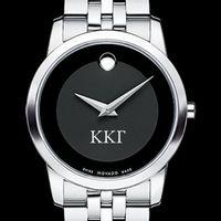 Kappa Kappa Gamma Women's Movado Museum with Steel Bracelet
