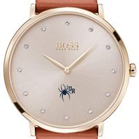 University of Richmond Women's BOSS Champagne with Leather from M.LaHart