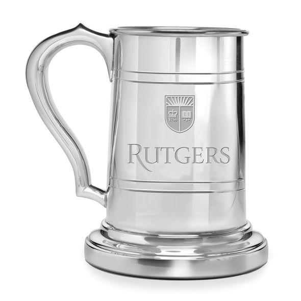 Rutgers University Pewter Stein