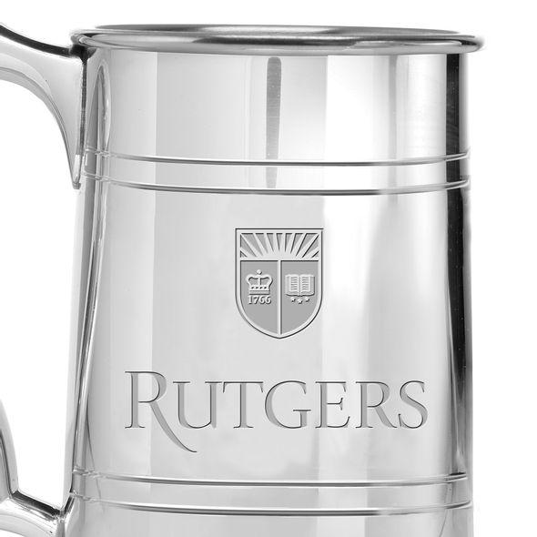 Rutgers University Pewter Stein - Image 2
