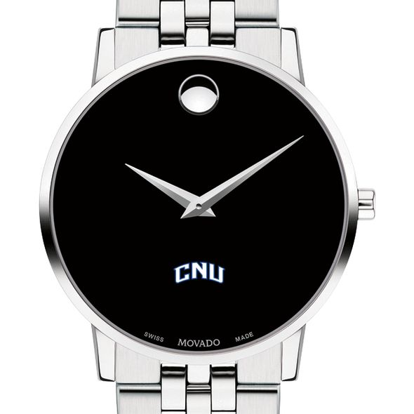 Christopher Newport University Men's Movado Museum with Bracelet