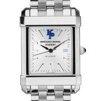 Merchant Marine Academy Men's Collegiate Watch w/ Bracelet