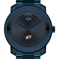 Bucknell University Men's Movado BOLD Blue Ion with Bracelet