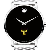 Trinity College Men's Movado Museum with Mesh Bracelet