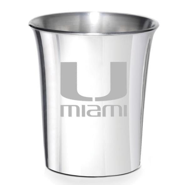 Miami Pewter Jigger - Image 1