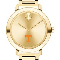 University of Tennessee Women's Movado Gold Bold 34