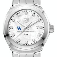 University of Kentucky TAG Heuer Diamond Dial LINK for Women