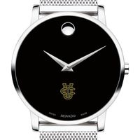 University of California, Irvine Men's Movado Museum with Mesh Bracelet