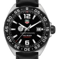Cornell University Men's TAG Heuer Formula 1 with Black Dial