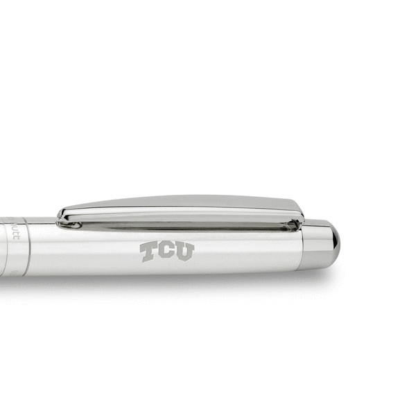Texas Christian University Pen in Sterling Silver - Image 2