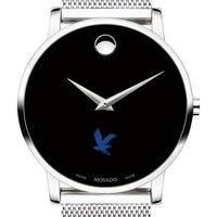 Embry-Riddle Men's Movado Museum with Mesh Bracelet