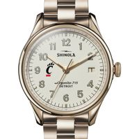 Cincinnati Shinola Watch, The Vinton 38mm Ivory Dial