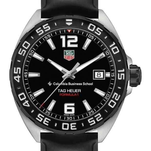 Columbia Business Men's TAG Heuer Formula 1 with Black Dial