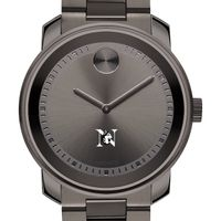 Northeastern Men's Movado BOLD Gunmetal Grey