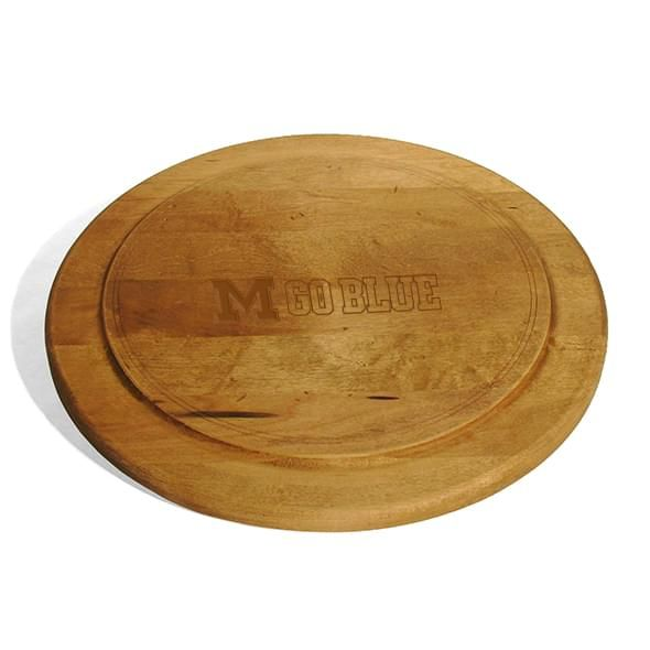 Michigan Round Bread Server