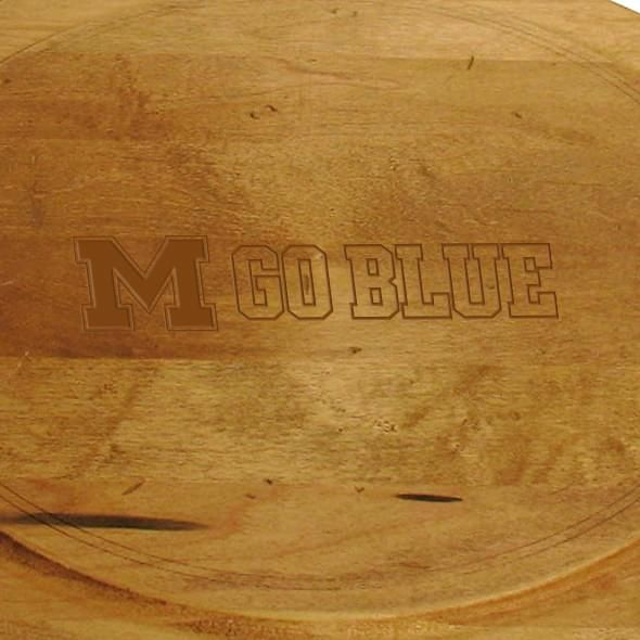 Michigan Round Bread Server - Image 2