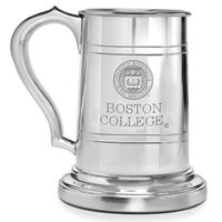 Boston College Pewter Stein