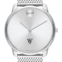 Washington University in St. Louis Men's Movado Stainless Bold 42