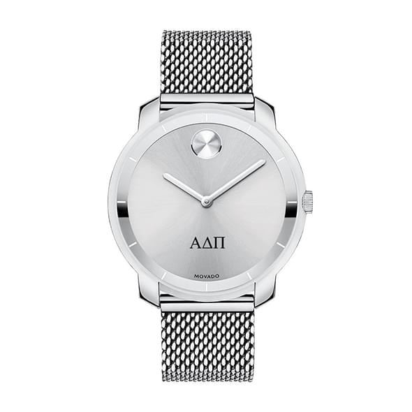 Alpha Delta Pi Women's Movado Stainless Bold 36 - Image 2