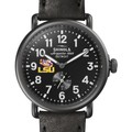 LSU Shinola Watch, The Runwell 41mm Black Dial - Image 1