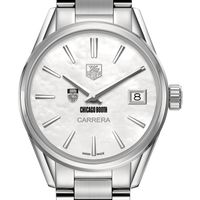 Chicago Booth Women's TAG Heuer Steel Carrera with MOP Dial