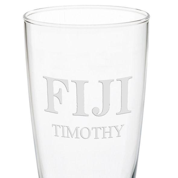 Phi Gamma Delta 20oz Pilsner Glasses - Set of 2 - Image 3