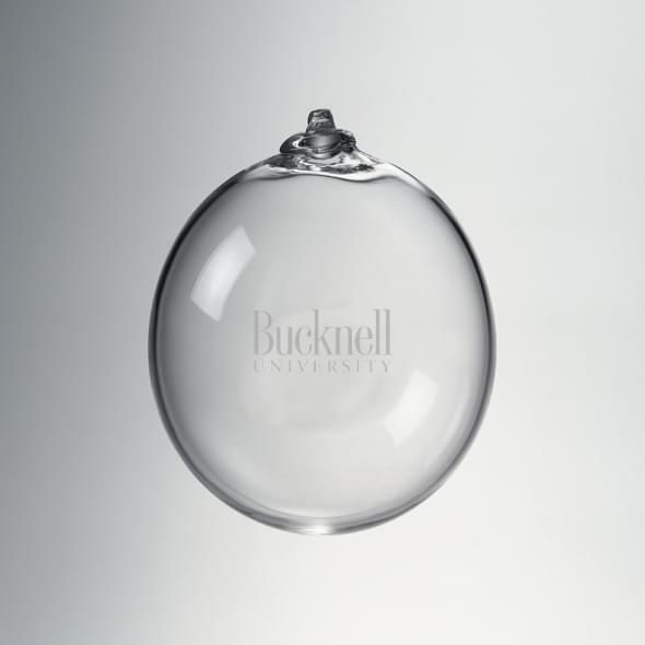 Bucknell Glass Ornament by Simon Pearce