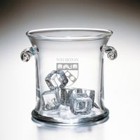 Wharton Glass Ice Bucket by Simon Pearce