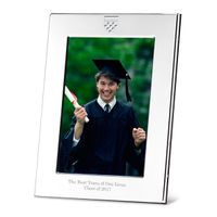 University of Richmond Polished Pewter 4x6 Picture Frame