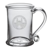 WashU Glass Tankard by Simon Pearce